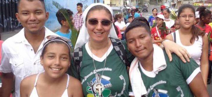 Dall'Ecuador, la storia di suor Michela Agostini