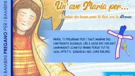 Un'Ave Maria per…. I bambini pregano per i bambini
