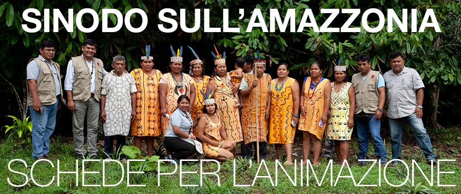 Scheda animazione sull'Amazzonia