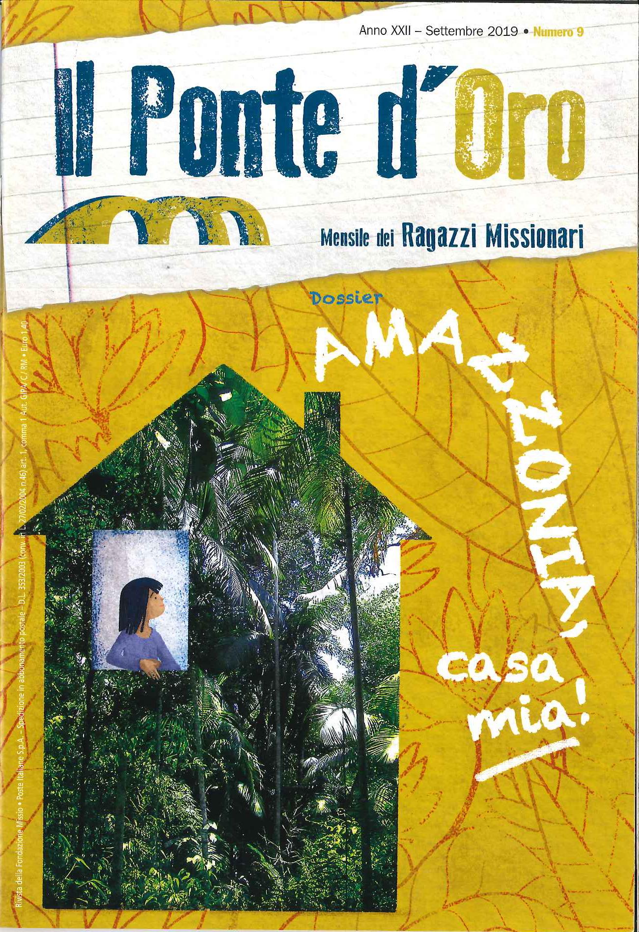 Scopri l'Amazzonia con IL PONTE D'ORO!