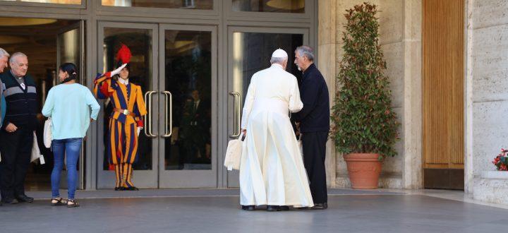 Sinodo Amazzonia, il Papa: