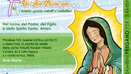 """Quinta intenzione di """"Un'Ave Maria per…"""": Africa"""