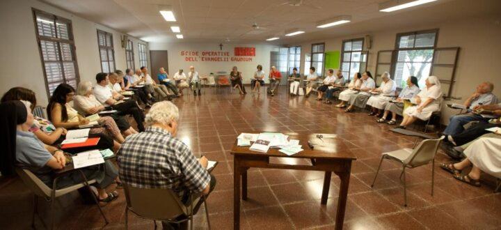 Gli incontri del CUM con i missionari nelle Filippine e nel Cono Sud dell'America Latina